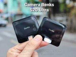 Dán camera Galaxy S20 Ultra - hiệu Benks (1 miếng)